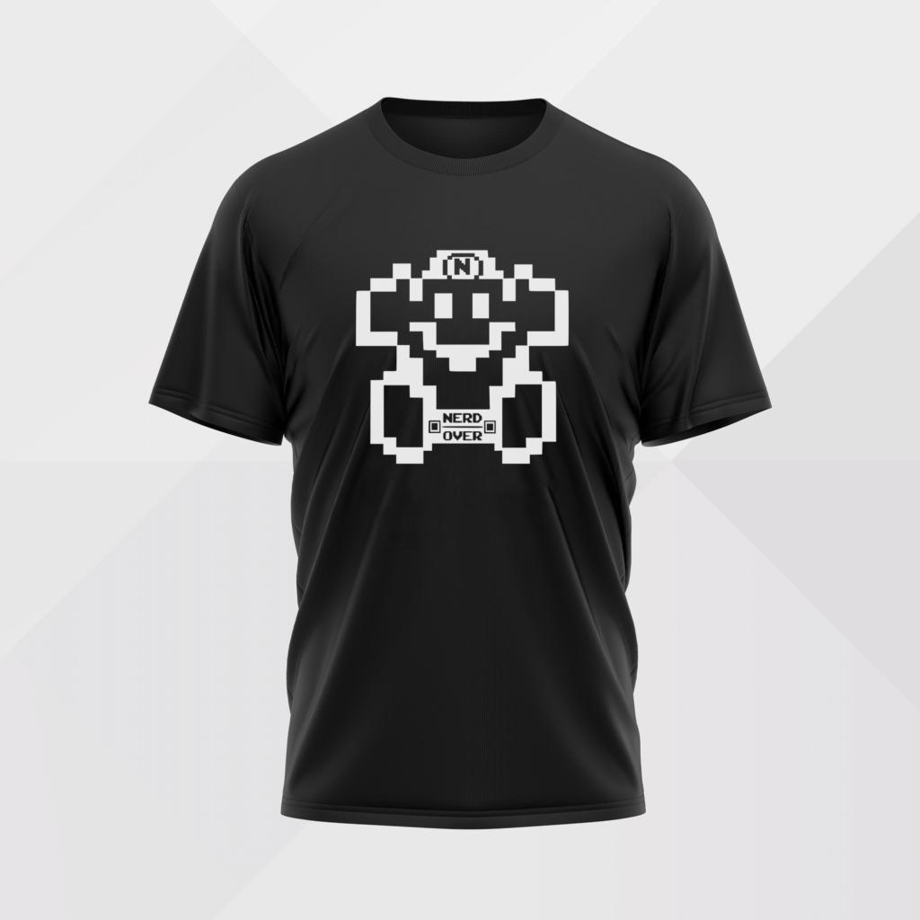 nerdovernews-shirt-schwarz